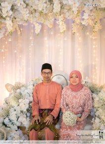 Kuala Lumpur Wedding Event Deco Wedding Planner Kiong Art Wedding Event Malay Wedding Theme Tema Perkahwinan Melayu A01-089