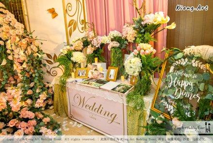Malaysia Selangor Klang Kuala Lumpur Wedding Event Deco Wedding Planner Kiong Art Wedding Event 马来西亚 雪兰莪 巴生 雪隆区 吉隆坡一站式婚礼策划布置 A Gargen Story 温馨花园故事 A01-029