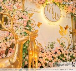 Malaysia Selangor Klang Kuala Lumpur Wedding Event Deco Wedding Planner Kiong Art Wedding Event 马来西亚 雪兰莪 巴生 雪隆区 吉隆坡一站式婚礼策划布置 A Gargen Story 温馨花园故事 A01-043