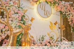 Malaysia Selangor Klang Kuala Lumpur Wedding Event Deco Wedding Planner Kiong Art Wedding Event 马来西亚 雪兰莪 巴生 雪隆区 吉隆坡一站式婚礼策划布置 A Gargen Story 温馨花园故事 A01-045