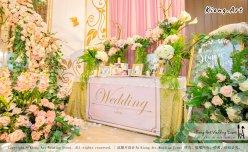 Malaysia Selangor Klang Kuala Lumpur Wedding Event Deco Wedding Planner Kiong Art Wedding Event 马来西亚 雪兰莪 巴生 雪隆区 吉隆坡一站式婚礼策划布置 A Gargen Story 温馨花园故事 A01-047