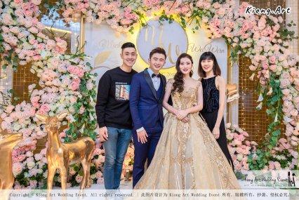 Malaysia Selangor Klang Kuala Lumpur Wedding Event Deco Wedding Planner Kiong Art Wedding Event 马来西亚 雪兰莪 巴生 雪隆区 吉隆坡一站式婚礼策划布置 A Gargen Story 温馨花园故事 C01-011