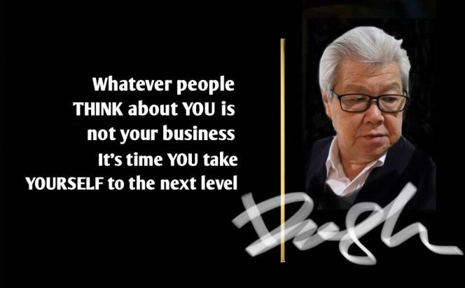 Dr David Goh's Inspiration A12