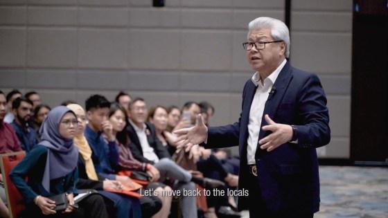 Dr David Goh's Inspiration