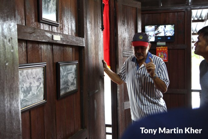 Tony Martin Kher Chu Bin 郭洙铭 历史文物爱好者 天生的导览员 峇株巴辖人 Batu Pahat People A11