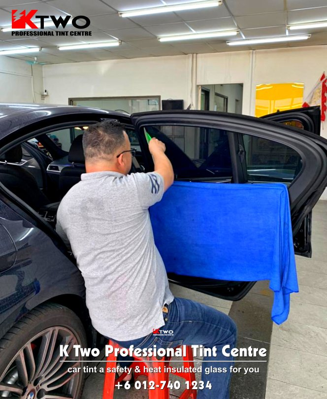 Batu Pahat Car Tint Batu Pahat Car Tinted Automotive Tinted Window Tinted K Two Professional Tint Centre Safety and Heat Insulated Glass B07