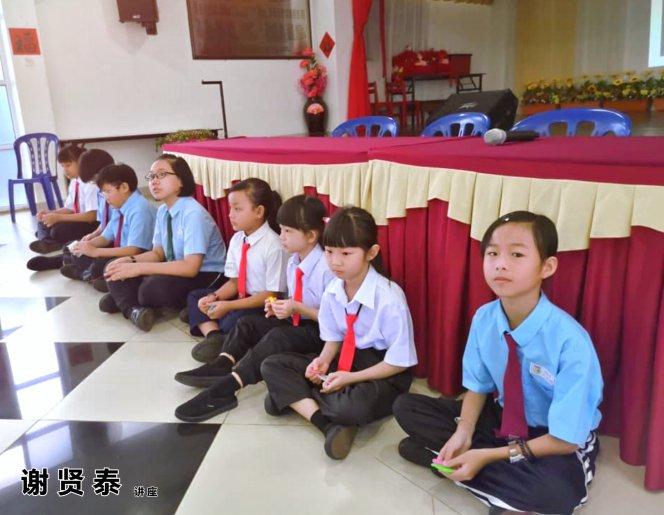谢贤泰 哥打培华小学 小小领袖培训 Be A Team Leader 2020 小学生领袖培训 谢贤泰老师 谢贤泰讲师 领导能力 潜能激发 A12
