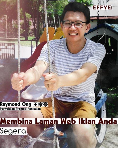 Effye Media Laman Web Iklan Malaysia Reka Bentuk Laman Web Malaysia Pendidikan Media Malaysia B01-01 Perwakilan Promosi Penjualan Raymond Ong