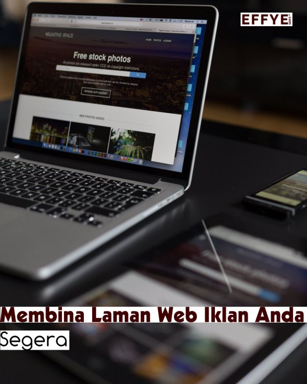 Effye Media Laman Web Iklan Malaysia Reka Bentuk Laman Web Malaysia Pendidikan Media Malaysia B01-08 Raymond Ong