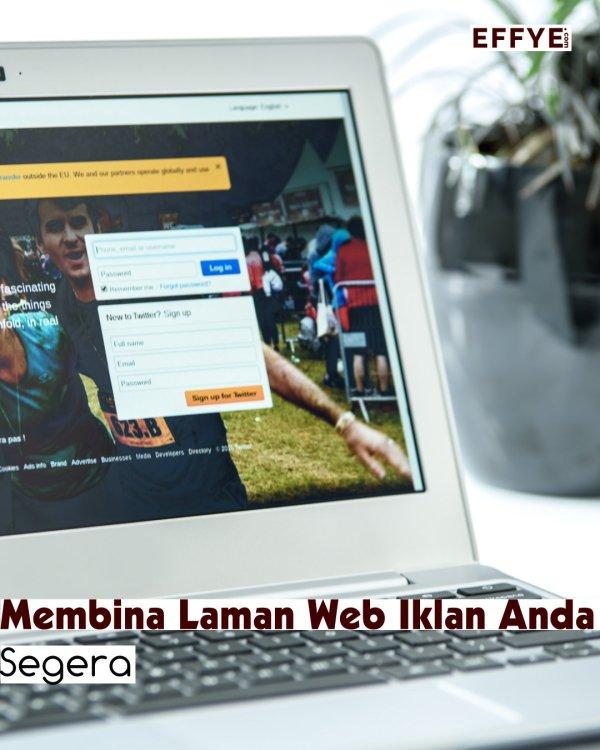 Effye Media Laman Web Iklan Malaysia Reka Bentuk Laman Web Malaysia Pendidikan Media Malaysia B01-17 Raymond Ong