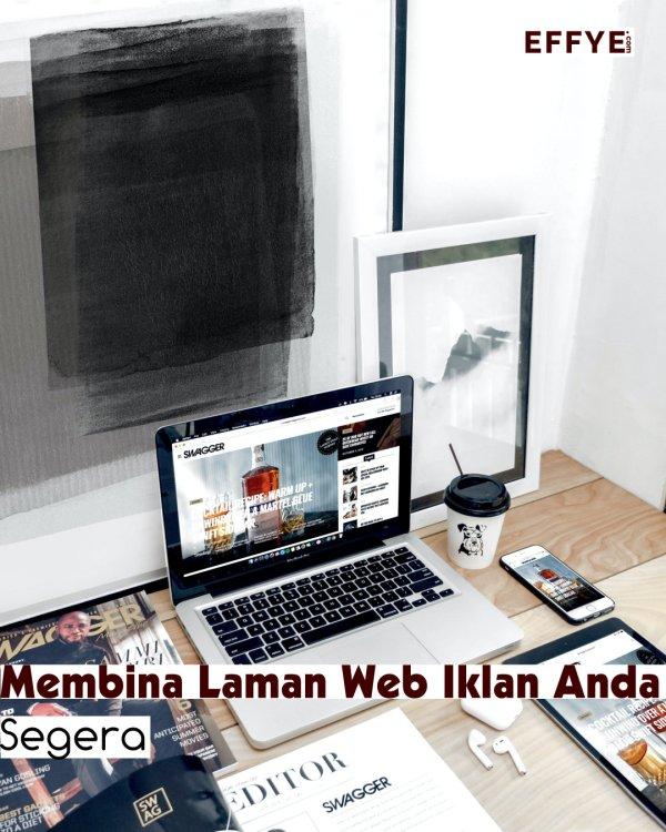 Effye Media Laman Web Iklan Malaysia Reka Bentuk Laman Web Malaysia Pendidikan Media Malaysia B01-20 Raymond Ong