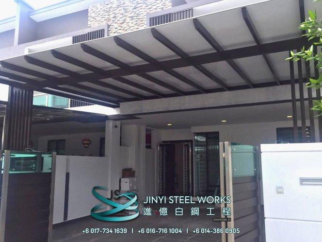 Jinyi Steel Works Pengilang Produk Besi dan Keluli Tahan Karat Menyesuaikan dan Memasangnya Untuk Anda Johor Melaka Negeri Sembilan Kuala Lumpur Selangor Pahang Batu Pahat Stainless Steel B05