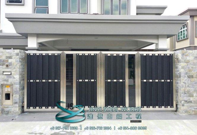 Jinyi Steel Works Pengilang Produk Besi dan Keluli Tahan Karat Menyesuaikan dan Memasangnya Untuk Anda Johor Melaka Negeri Sembilan Kuala Lumpur Selangor Pahang Batu Pahat Stainless Steel B07