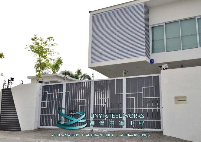 Jinyi Steel Works Pengilang Produk Besi dan Keluli Tahan Karat Menyesuaikan dan Memasangnya Untuk Anda Johor Melaka Negeri Sembilan Kuala Lumpur Selangor Pahang Batu Pahat Stainless Steel B09