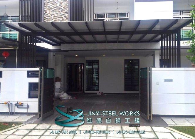 Jinyi Steel Works Pengilang Produk Besi dan Keluli Tahan Karat Menyesuaikan dan Memasangnya Untuk Anda Johor Melaka Negeri Sembilan Kuala Lumpur Selangor Pahang Batu Pahat Stainless Steel B29