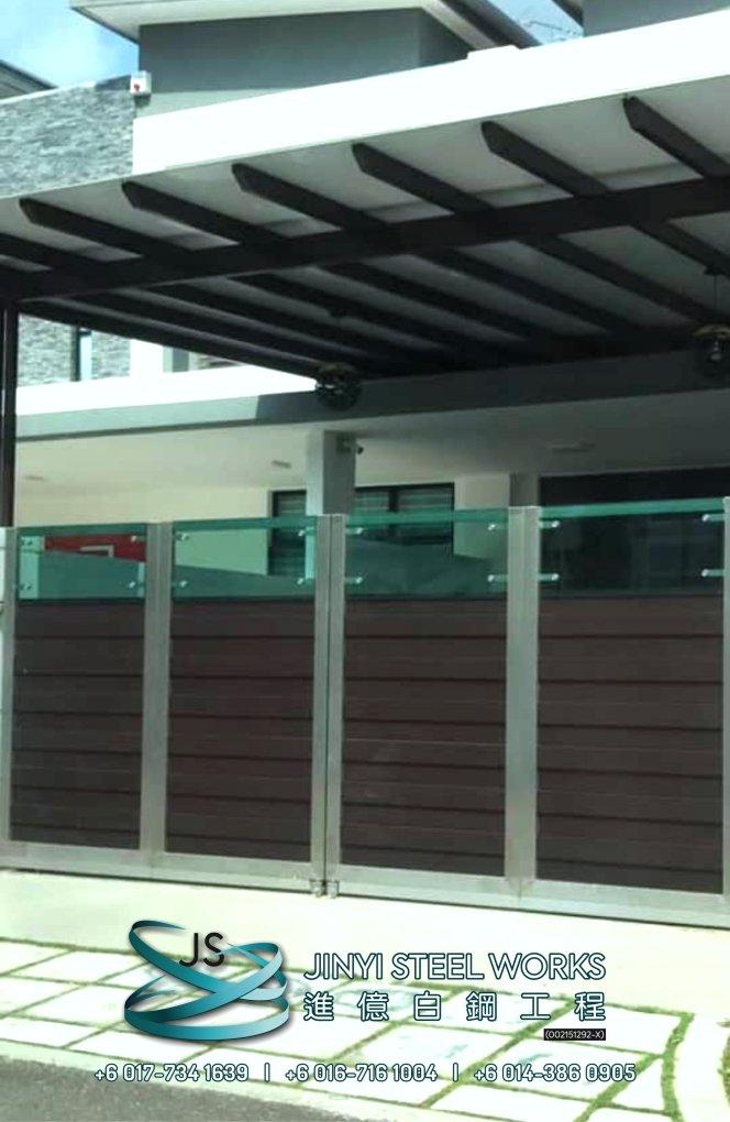 Jinyi Steel Works 铁与不锈钢产品制造商 为您定制钢铁产品与安装 柔佛 马六甲 森美兰 吉隆坡 雪兰莪 彭亨 峇株巴辖 不锈钢制造商 B15