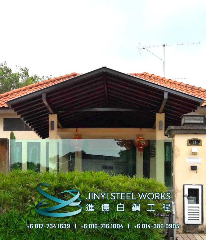 Jinyi Steel Works 铁与不锈钢产品制造商 为您定制钢铁产品与安装 柔佛 马六甲 森美兰 吉隆坡 雪兰莪 彭亨 峇株巴辖 不锈钢制造商 B27