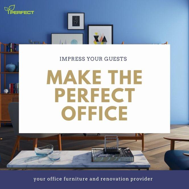 I Perfect - Klang Office Furniture and Klang Office Renovation - Klang Valley Selangor Malaysia A01