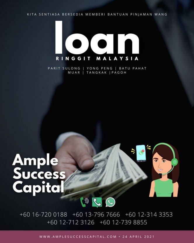 Pinjaman Wang Parit Sulong Pinjaman Wang Batu Pahat Pinjaman Wang Muar Pinjaman Wang Berlesen Parit Sulong A01