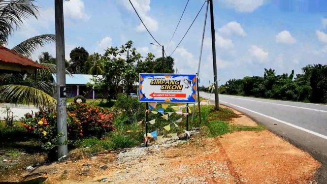 Kolam Memancing Simpang Sikon - Kolam Memancing Ikan Parit Raja Batu Pahat Johor Malaysia B02