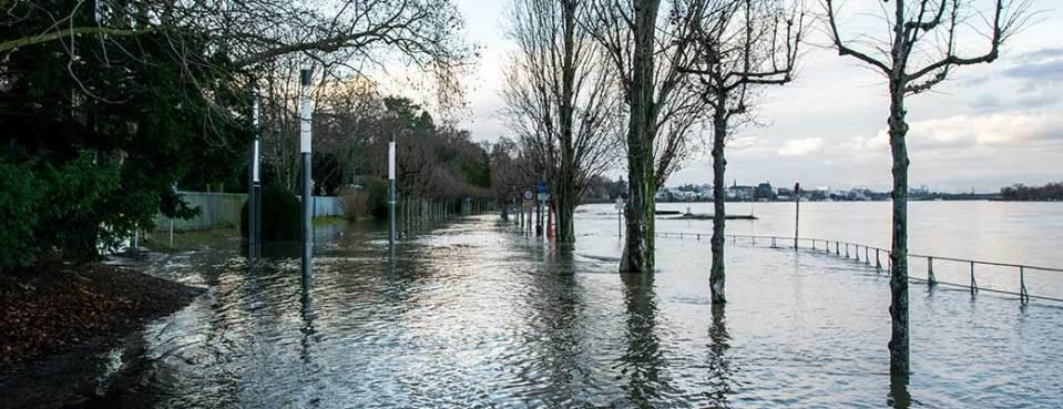 Flutkatasrophe Deutschland 2021