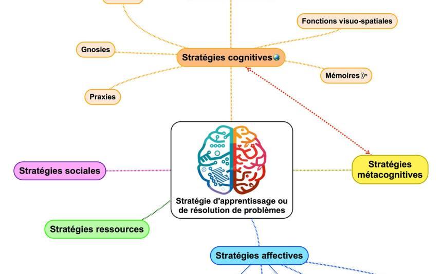 LES STRATEGIES D'APPRENTISSAGE ET DE RESOLUTION  DE PROBLEMES