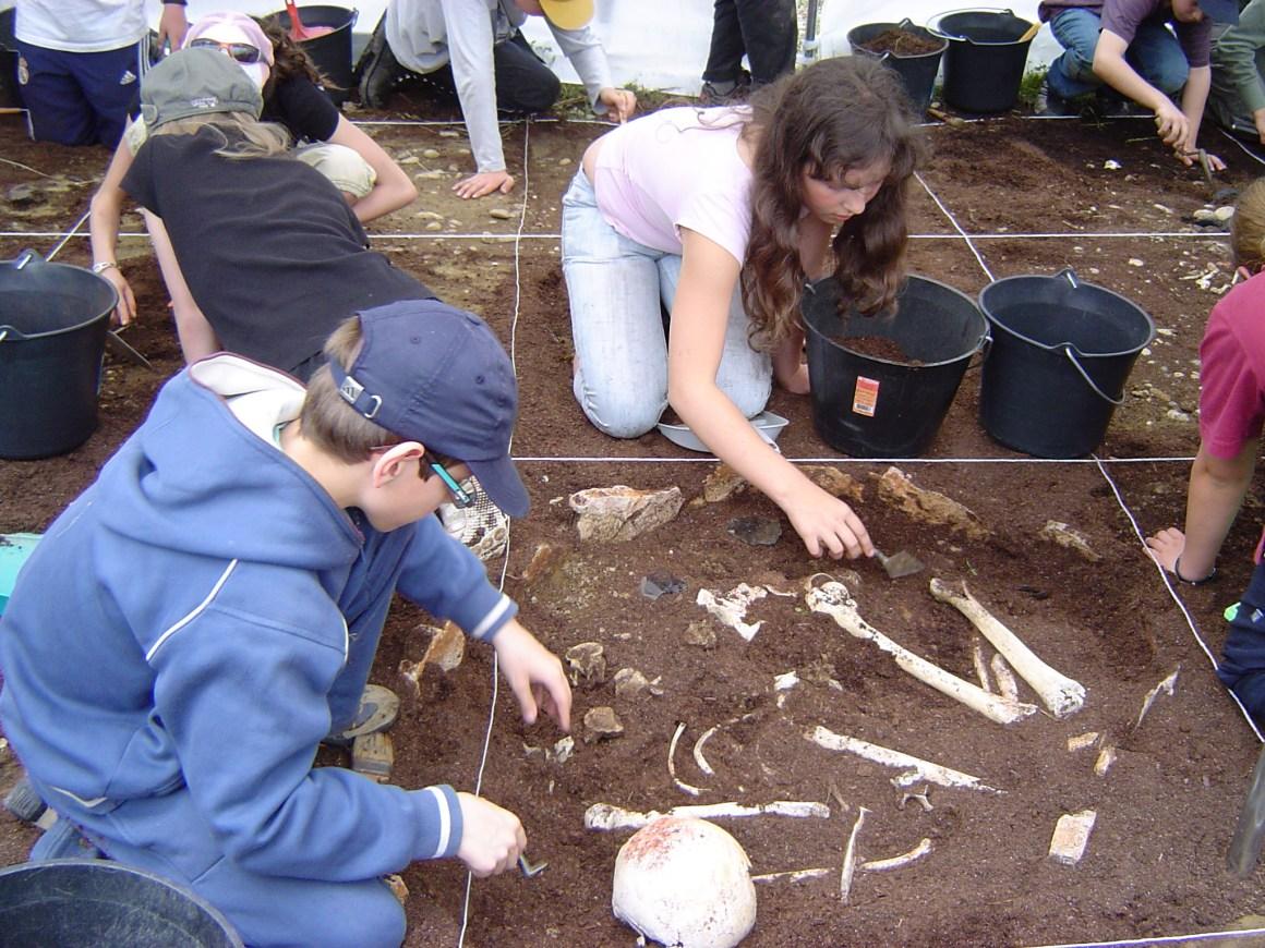 L'archéologie : sciences et techniques
