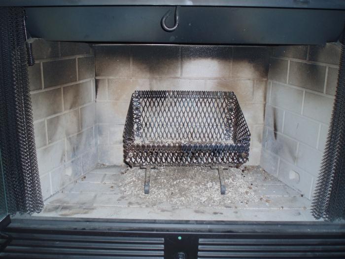 Wise Way Pellet Stove Burn Basket