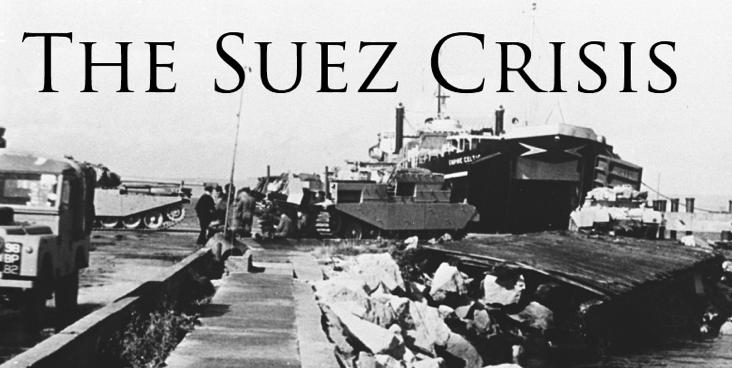 Risultati immagini per suez crisis 1956