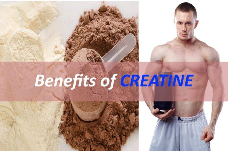 Benefits of Creatine