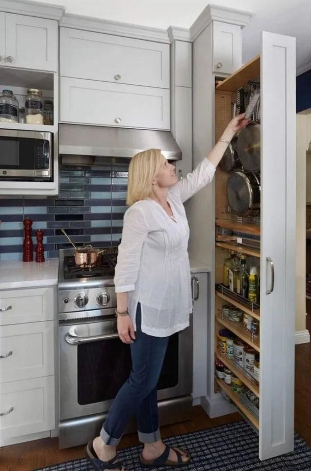 Best Creative Small Kitchen Design And Organization Ideas storage