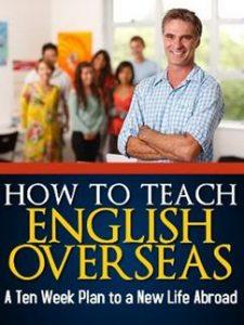 How to Teach English Overseas