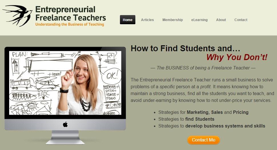 EFTT homepage