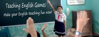 teach children using games