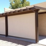 Outdoor Roll Down Shades For Patio Arizona Royal Covers