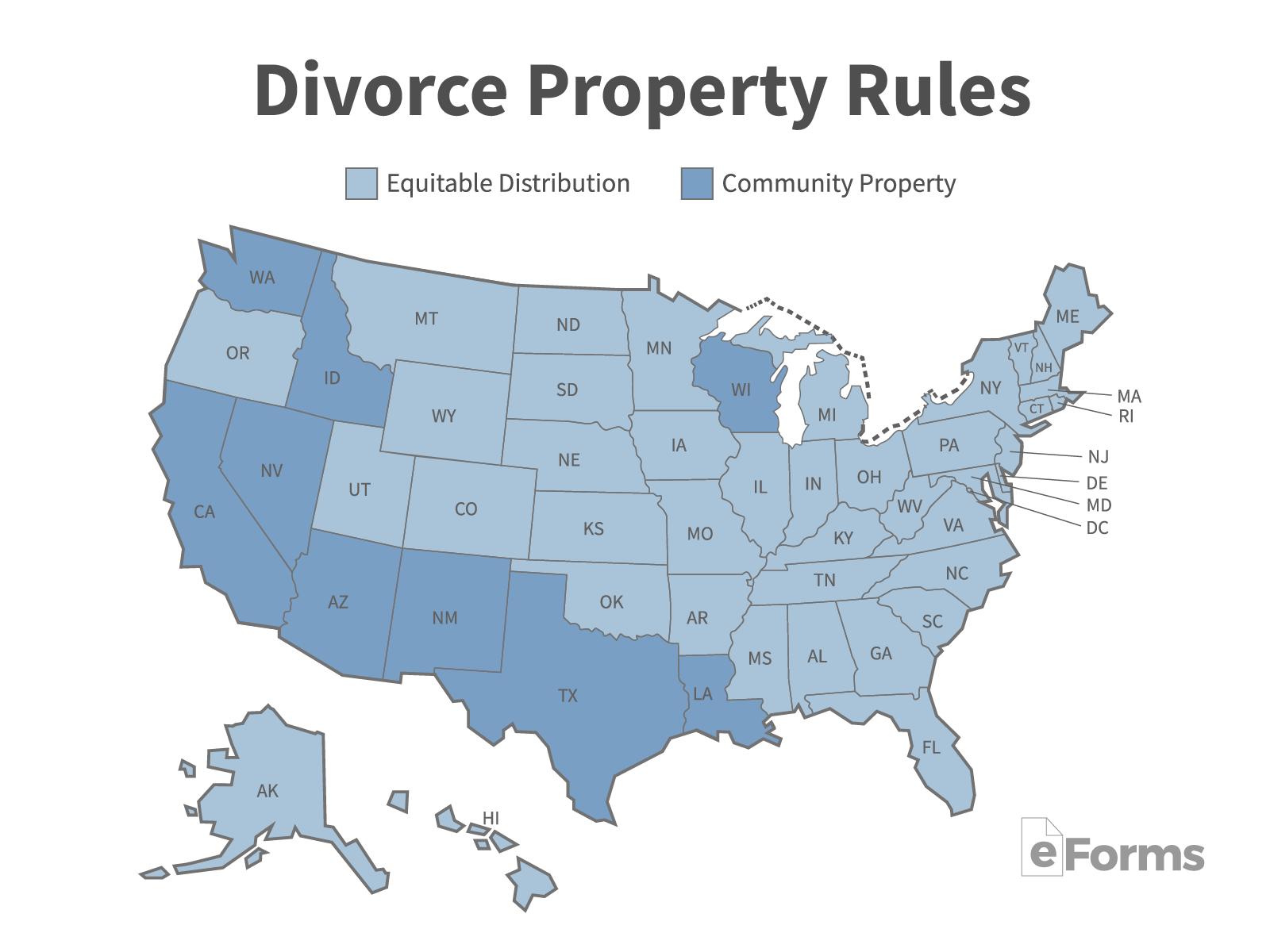 Marital Divorce Settlement Agreement