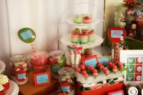 Christmas Dessert Table 05