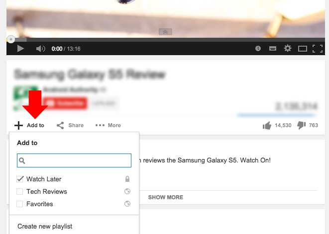 How to Create Playlist on Youtube updated interface