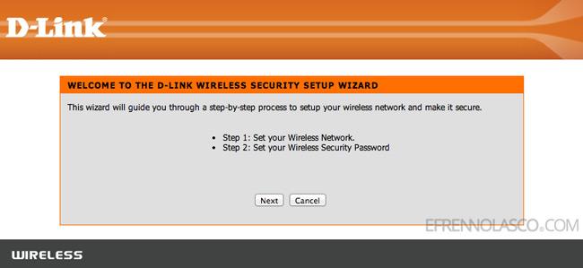 D Link Router Setup Step 5