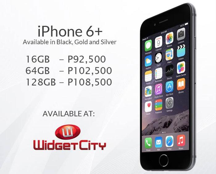 iphone 6 priec philippines widget city
