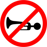 Do not use horn