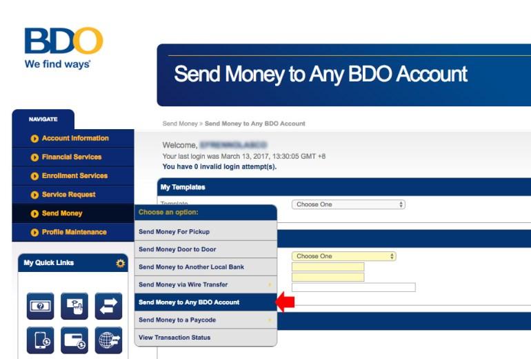 Send-Money-to-Any-BDO-Account