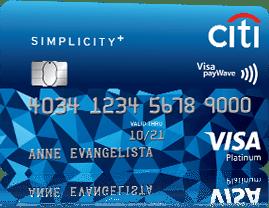 Simplicity Citibank