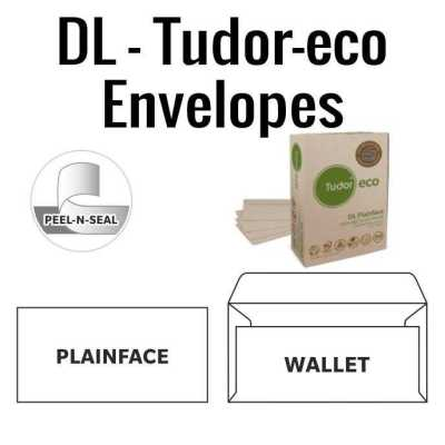 DL eco Tudor Plain Face 110 x 220mm