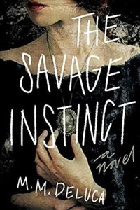 book cover: the savage instinct
