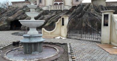 Dit wordt de fontein bij Symbolica