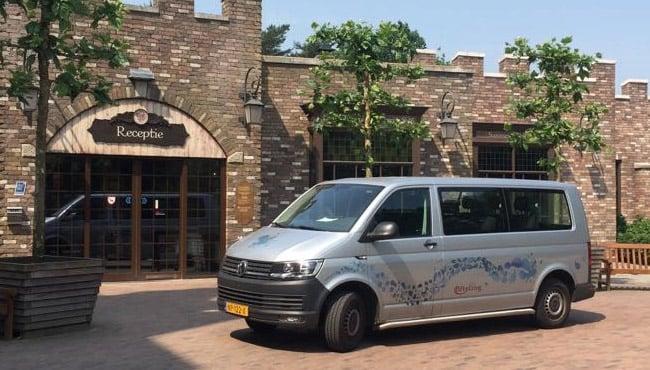 Efteling introduceert Shuttle Service naar vakantieparken
