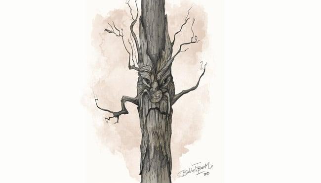 Efteling introduceert tweede pratende boom in Sprookjesbos