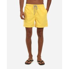 Solid Casual Swimwear - Yellow