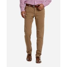Solid Slim Fit Casual Pants - Camel